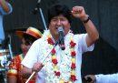 L'ex presidente boliviano Evo Morales si è candidato al Senato alle prossime elezioni nazionali