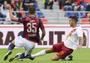 Le partite della 23ª giornata di Serie A