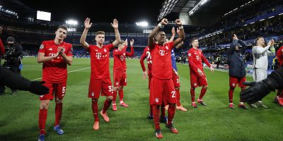 Champions League, i risultati degli ottavi di andata