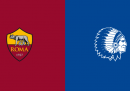 Roma-Gent di Europa League in TV e in streaming