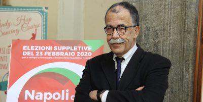 Il giornalista Sandro Ruotolo è stato eletto senatore a Napoli