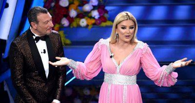 Sanremo, i dati Auditel sugli ascolti della terza serata