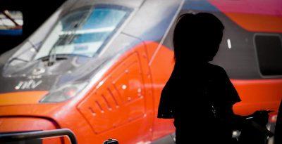 È in corso uno sciopero dei treni in tutta Italia