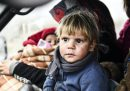 Il più grande esodo della guerra siriana