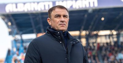 La Spal ha esonerato l'allenatore Leonardo Semplici