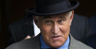 Roger Stone, ex consigliere di Trump, è stato condannato a 3 anni e 4 mesi di carcere