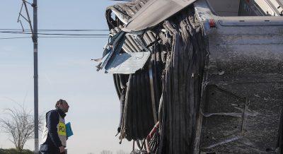 Cosa sappiamo del Frecciarossa deragliato in provincia di Lodi