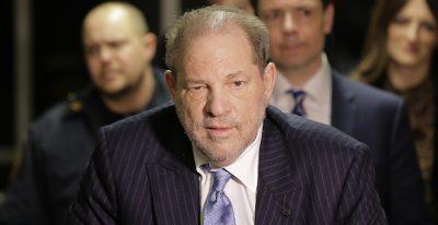 Sta finendo il processo a Harvey Weinstein