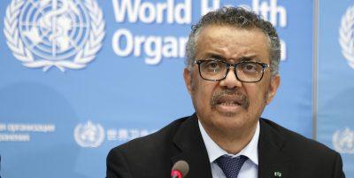 L'OMS dice che ci sono paesi che non stanno facendo abbastanza, sul coronavirus