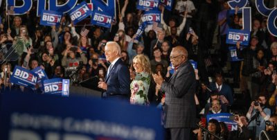 Joe Biden ha stravinto le primarie in South Carolina