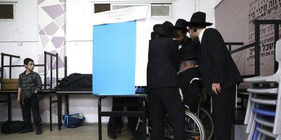 In Israele si sta votando, di nuovo