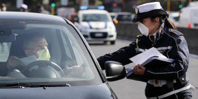 La stragrande maggioranza degli italiani sta rispettando le restrizioni per il coronavirus