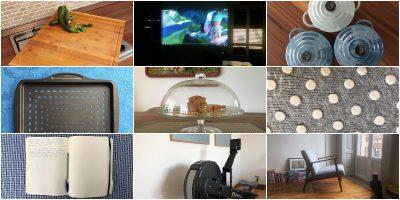 Nove cose che abbiamo usato molto questo mese