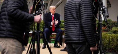 Trump vuole «riaprire» gli Stati Uniti entro Pasqua