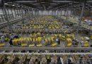 Amazon assumerà altri 75mila dipendenti negli Stati Uniti, per via dell'aumento del carico di lavoro dovuto al coronavirus