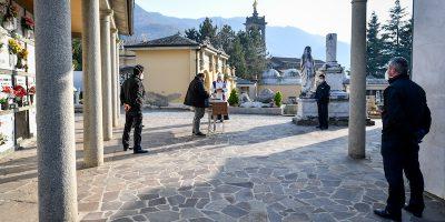 Cosa sono ormai i funerali a Bergamo
