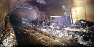 """La vera storia del """"motociclista eroe"""" nell'incendio del traforo del Monte Bianco"""
