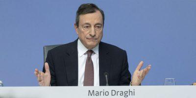 Mario Draghi dice che per uscire dalla crisi dovremo spendere tutto il possibile