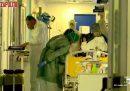 """Il servizio di """"PiazzaPulita"""" nel reparto di terapia intensiva di Cremona"""