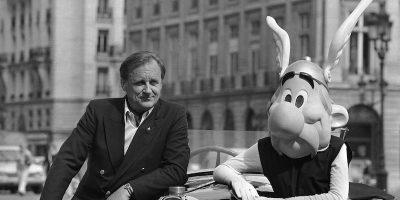 """È morto il fumettista Albert Uderzo, disegnatore di """"Asterix"""""""