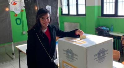 Alle elezioni suppletive in Umbria, Valeria Alessandrini della Lega è stata eletta al Senato