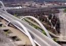Il video delle autostrade deserte in questi giorni fuori Milano