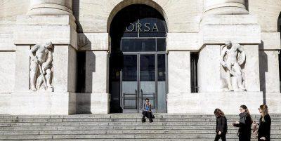 La borsa di Milano ha perso il 17 per cento: è stata la peggior seduta di sempre