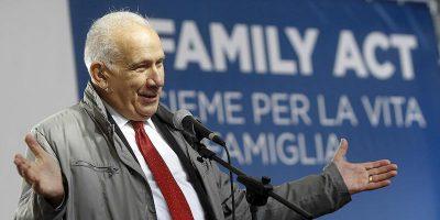 È morto a 85 anni Carlo Casini, fondatore del Movimento per la Vita
