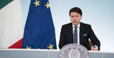Il governo estende le restrizioni a tutta Italia