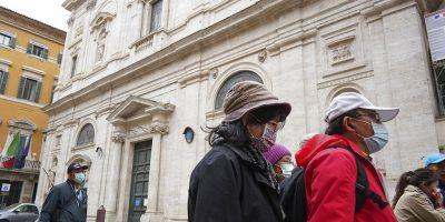 I casi di coronavirus in Italia sono più di 1.500