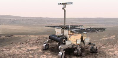 Il lancio su Marte del rover della missione Exomars è stato rinviato al 2022