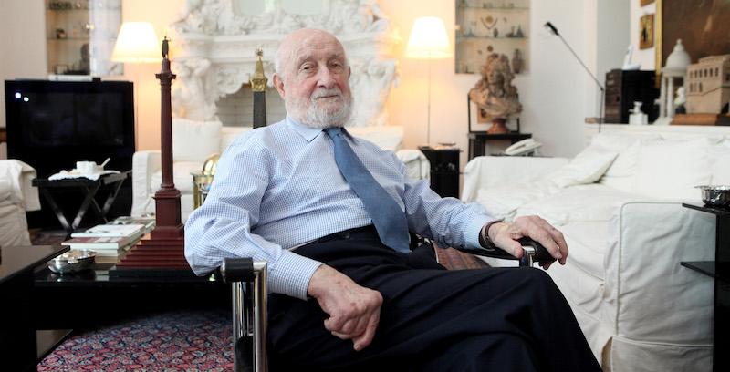 Addio all architetto Vittorio Gregotti