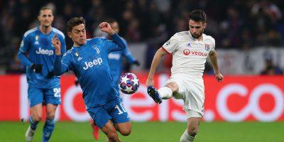 Juventus-Lione di Champions League è stata rinviata
