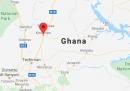 35 persone sono morte in seguito allo scontro di due autobus in Ghana