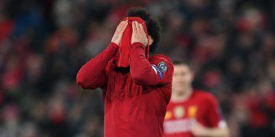 Il Liverpool è stato eliminato dalla Champions League
