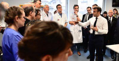 Cosa sta facendo la Francia sul coronavirus