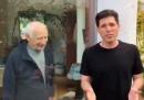 Il video del figlio di Mel Brooks, che chiede di stare a casa per non uccidere suo padre