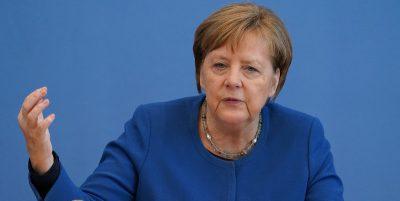 La maggior parte dei tedeschi verrà contagiata, ha detto Angela Merkel