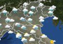 Le previsioni del tempo lunedì 30 marzo