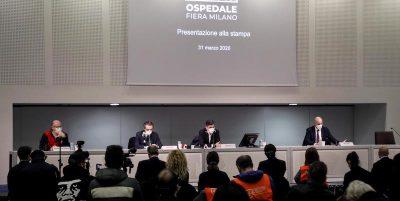 Le polemiche sull'inaugurazione del nuovo ospedale di Milano
