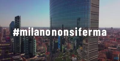 """Sala ha detto che la campagna """"Milano non si ferma"""" è stata un errore"""