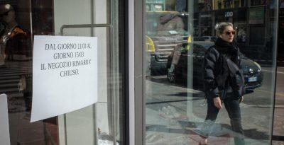 Quali negozi possono restare aperti e quali no