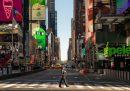 New York chiude scuole, ristoranti e cinema