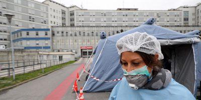 Il coronavirus mette a dura prova gli ospedali