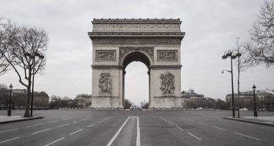 Parigi senza le persone
