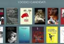 I 12 libri finalisti del Premio Strega