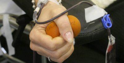 Si può donare il sangue anche durante l'epidemia di coronavirus