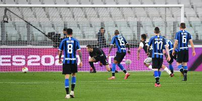 Le foto della Serie A a porte chiuse