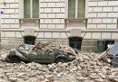 C'è stato un terremoto di magnitudo 5.3 a Zagabria