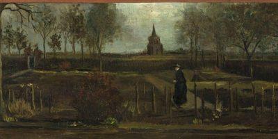 È stato rubato un quadro di Vincent van Gogh